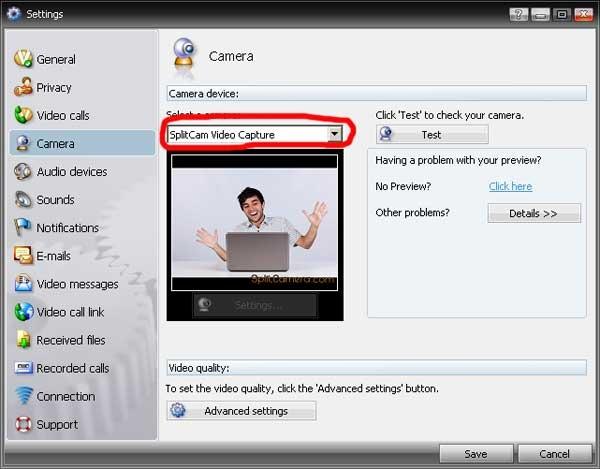 Как сделать чтобы веб камера была во весь экран 430