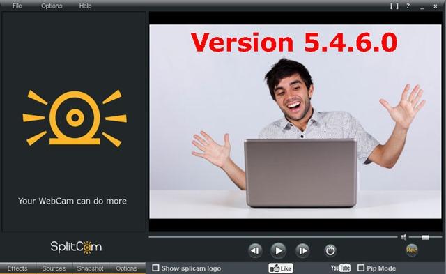 SplitCam 5.4.6.0