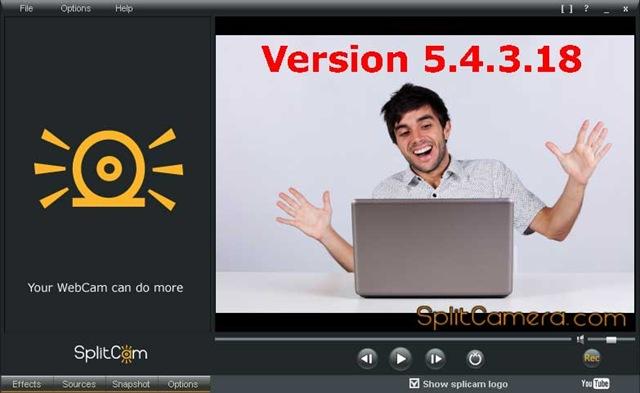 SplitCam 5.4.3.18