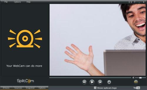 SplitCam Zoom Moved Left