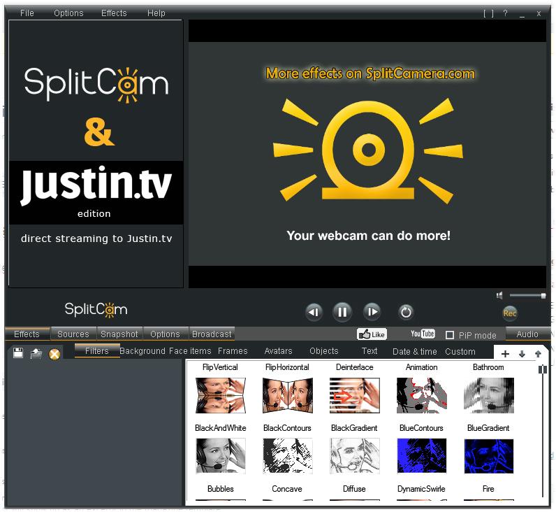 splitcam nouvelle version pour windows 7